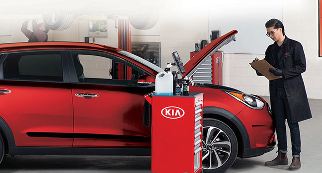 North York Kia Service Promotion