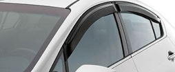 Window Visors – Sedan