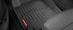 Kia Rio WeatherTech Front & Rear floor liner set