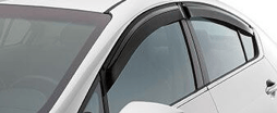 Side Window Visors