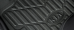 Kia Forte 2019 – 2021 All Weather Floor Liner Front Only
