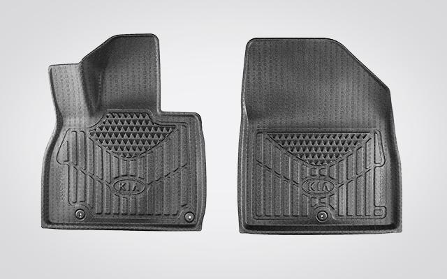 Kia Seltos 2021 – 2021 3D Front Rubber Mats