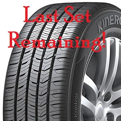 225/60R17 Hankook Kinergy PT All Season Tire Set