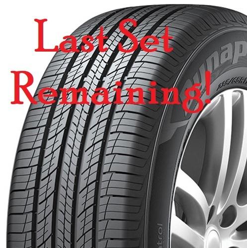 235/60R18 Hankook Dynapro HP2 RA33 All Season Tire Set